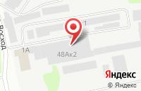 Схема проезда до компании АвтоМастер в Казани