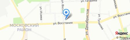 Окна Veka на карте Казани