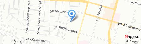 Детский сад №365 Дельфиненок на карте Казани