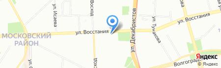 Поликлиника на карте Казани