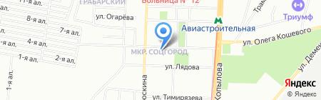 Пятерочка на карте Казани