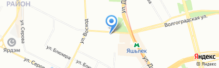Femina на карте Казани