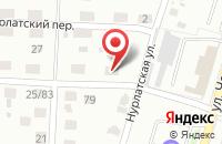 Схема проезда до компании Компания междугородных грузоперевозок в Васильково