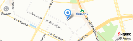 ТелеМир на карте Казани