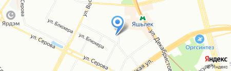 ЭлектроСетьСервис на карте Казани