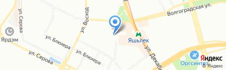 Опорный пункт общественного порядка Отдел полиции №5 Московский на карте Казани