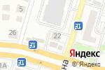 Схема проезда до компании DENAVTO в Казани