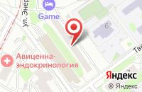 Схема проезда до компании Цемент в Казани