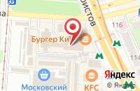 Схема проезда до компании Маленькая Страна в Казани