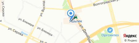 Ариадна на карте Казани