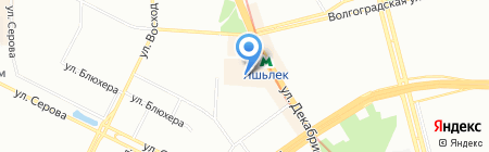 Банкомат МДМ Банк на карте Казани