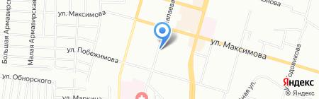 Для Вас на карте Казани