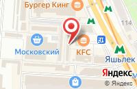 Схема проезда до компании Премиум в Казани