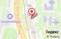Схема проезда до компании Консалтинговая Фирма «Стратего» в Казани