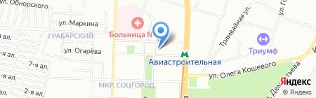 Детская библиотека на карте Казани