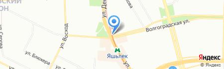 ДеньгиСразу на карте Казани