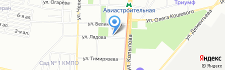 Collo на карте Казани