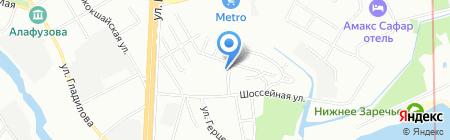 Сам гружу Сам вожу на карте Казани