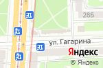 Схема проезда до компании АльбертО в Казани