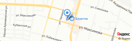 Marengo на карте Казани