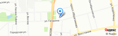 ОПОП Отдел полиции №11 на карте Казани
