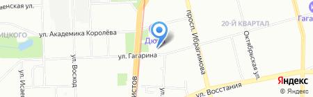 ИнтерСофт на карте Казани