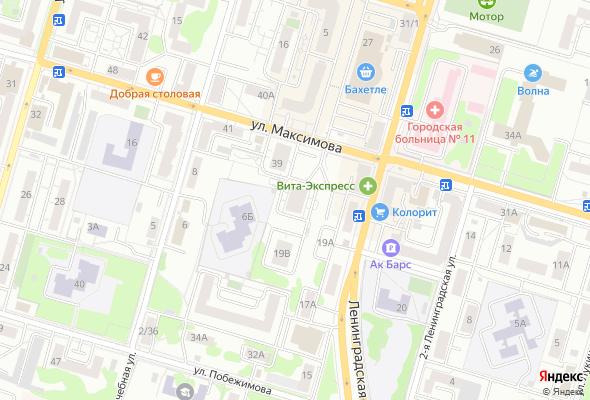 купить квартиру в ЖК ул. Максимова