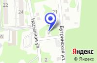 Схема проезда до компании ДЕТСКО-ЮНОШЕСКАЯ СПОРТИВНАЯ ШКОЛА в Новошешминске