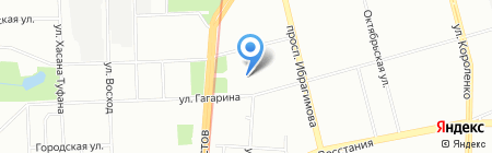 Гросс-Авто на карте Казани
