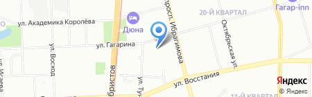 Биоконд на карте Казани