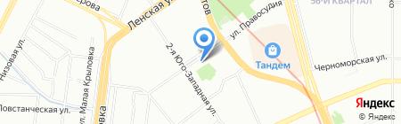 Сити-Сервис на карте Казани