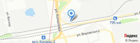 ЭкоПроф на карте Казани