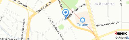 АвтоЮрЗащита на карте Казани