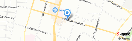 Кровля Профи на карте Казани