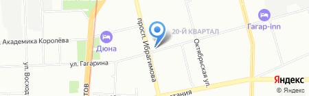 Груз-профи Казань на карте Казани