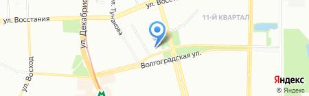 Ермолино на карте Казани