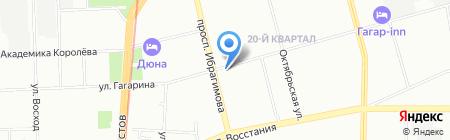 Альпари на карте Казани