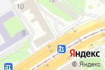 Схема проезда до компании ПОВОЛЖЬЕ-ЭКСПО в Казани