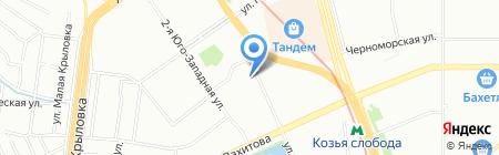Инфоматы самообслуживания на карте Казани