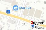 Схема проезда до компании ДНС в Казани