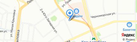 УралЛизинг на карте Казани