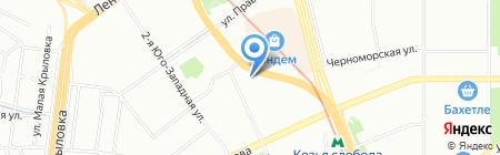 Пиплфэст на карте Казани