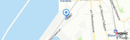 Альфа СтройПлит на карте Казани