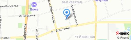 КазаньПромАрматура на карте Казани
