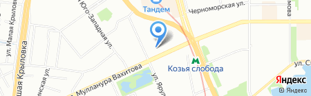М.видео на карте Казани