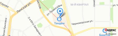 Банкомат АКБ Энергобанк на карте Казани