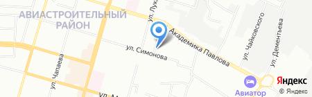 Магнат на карте Казани