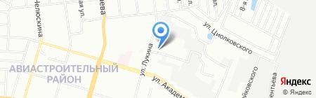 Фаворит Сервис на карте Казани