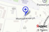 Схема проезда до компании АПТЕКА в Новошешминске