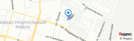 Pitbull на карте Казани
